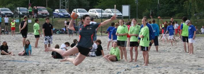 Ergebnisse und Bilder 11. TuS-Beachhandball-Turnier