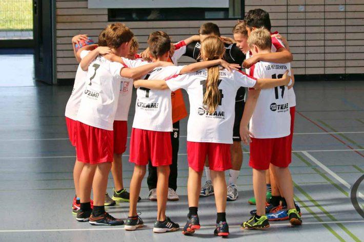 Männliche D-Jugend gewinnt 23:10  (11:6) gegen HSG Dudenhofen/Schifferstadt 3