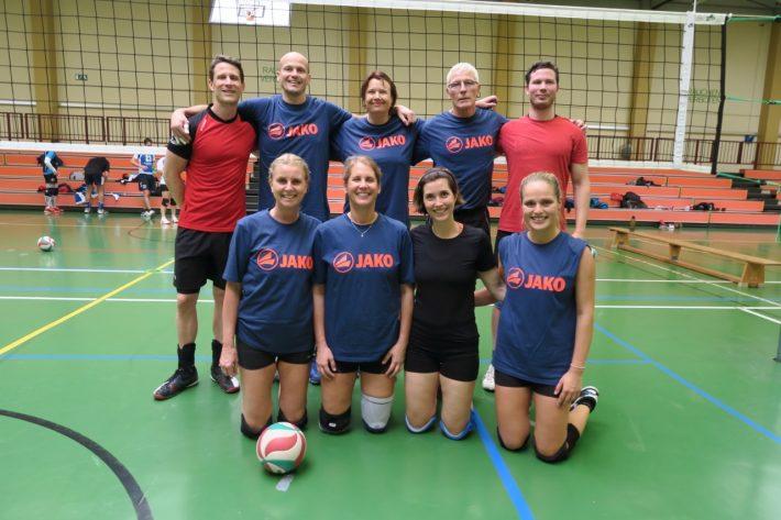 Mixed-Mannschaften erfolgreich