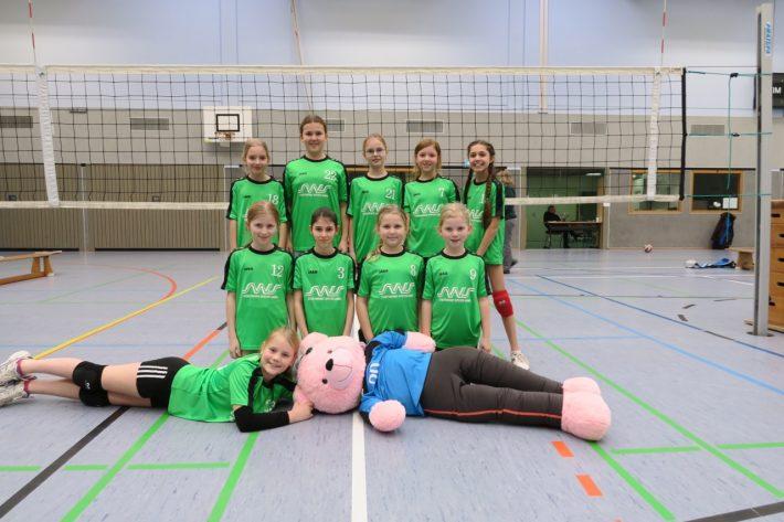 Toller 1. Spieltag der weiblichen U12 in Weilerbach