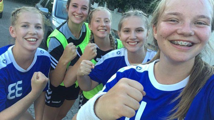 *Weibliche A-Jugend gewinnt das Beach-Turnier in Schwegenheim*