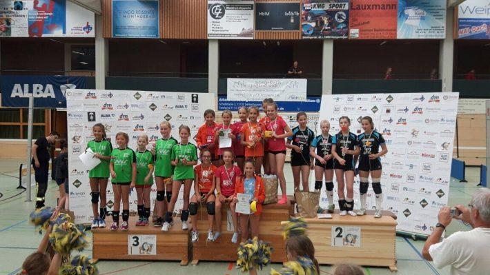 Erfolgreiches internationales Jugendturnier in Holzgerlingen