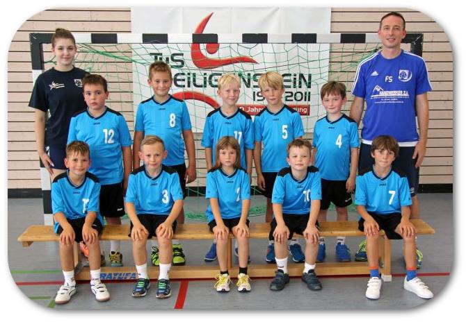 F-Jugend startet erfolgreich in die Saison