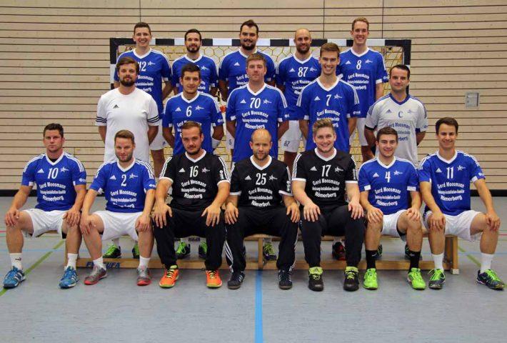 Steffen Schneider bleibt Trainer der 1. Herrenmannschaft
