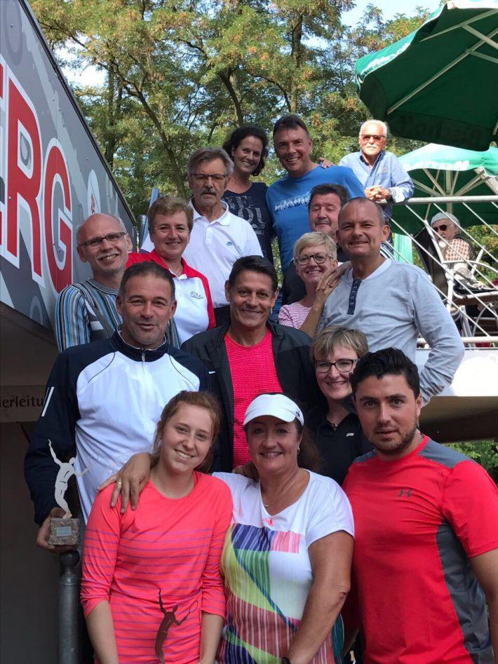 Ergebnisse Tennis Mixed Meisterschaften