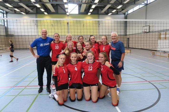 Vize-Pfalzmeister U20 weiblich 2017/18