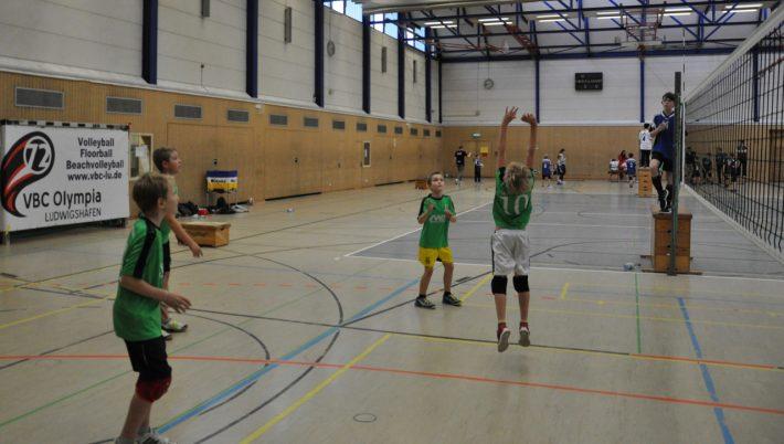 Erste Mannschaft des TuS Heiligenstein (U14 Jungs) weiterhin ungeschlagen