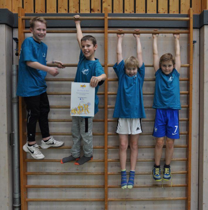 U13 Jungs gewinnen Pfalzmeistertitel
