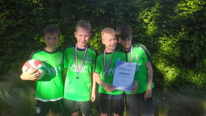 Vize-Landesmeister U12 männlich
