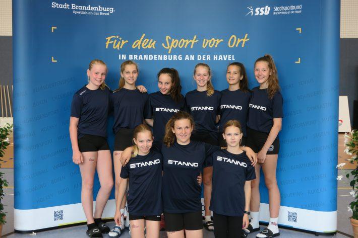 Alles Römerberger Mädels – 14. Platz bei der DM in Brandenburg