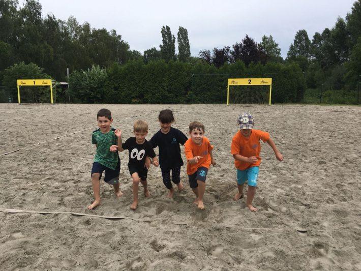 Minis in den ersten 2 Sommerferienwochen