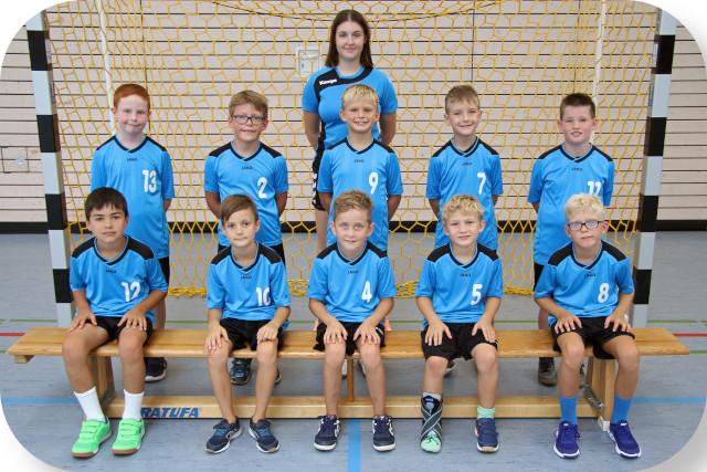 F-Jugend erfolgreich beim Saisonfinale