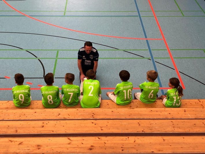 E 2 Jugend gewinnt Auswärtsspiel in Thaleischweiler