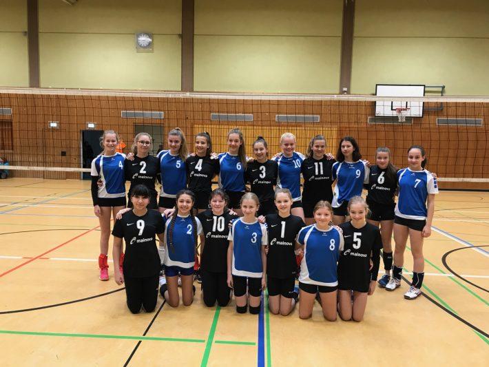 TuS Heiligenstein wird U16 weiblich Pfalzmeister