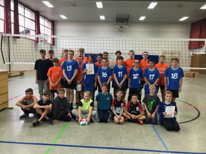TuS-Spieler werden in SG U16 Pfalzmeister und Vize-Pfalzmeister