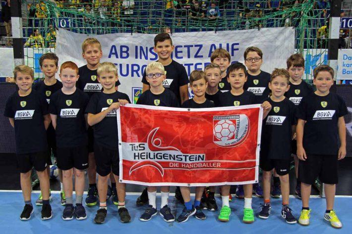 TuS-Handball vom 01.-04.11.2018
