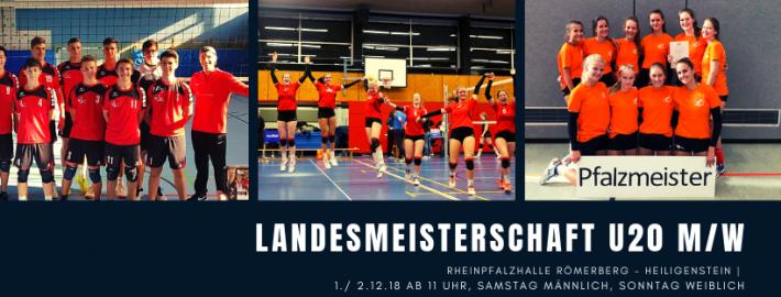 Landesmeisterschaft U20 m/w