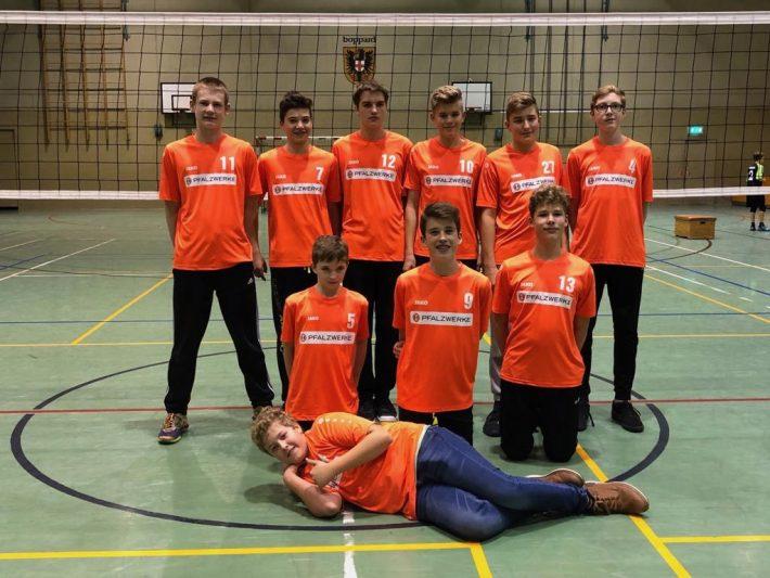 U16 männlich Landesmeister!