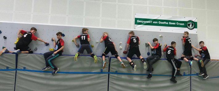 2. Spieltag U14 männlich