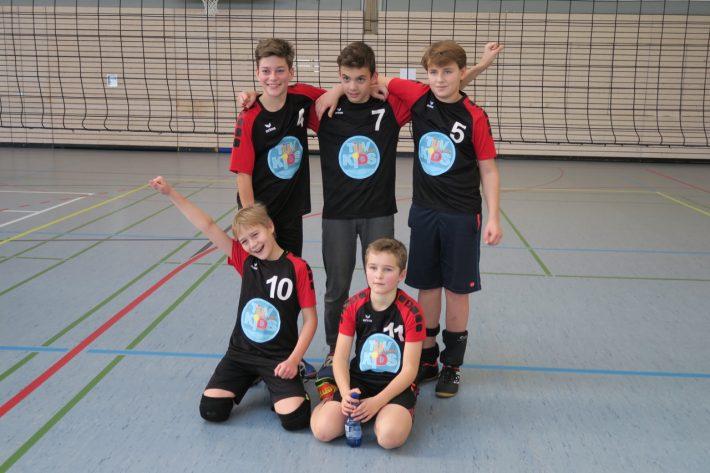 U14 männlich erringt den 4. Platz in Rheinland-Pfalz