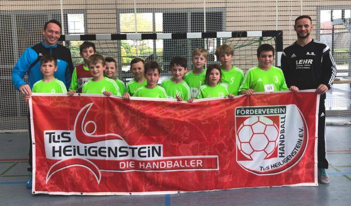 E 2-Jugend mit Heimsieg und insgesamt tollem 2. Platz