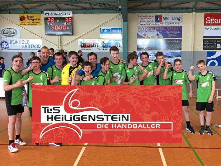 Männliche C-Jugend beendet die Saison mit Auswärtssieg in Kirrweiler