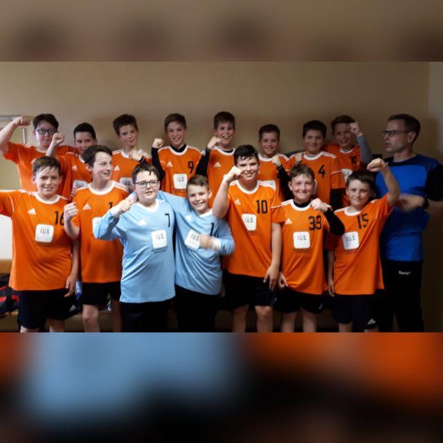 Männliche D-Jugend schafft Qualifikation zur Pfalzliga auf Anhieb