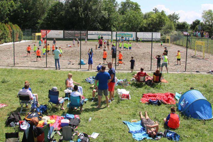 Beachhandballturnier 2019
