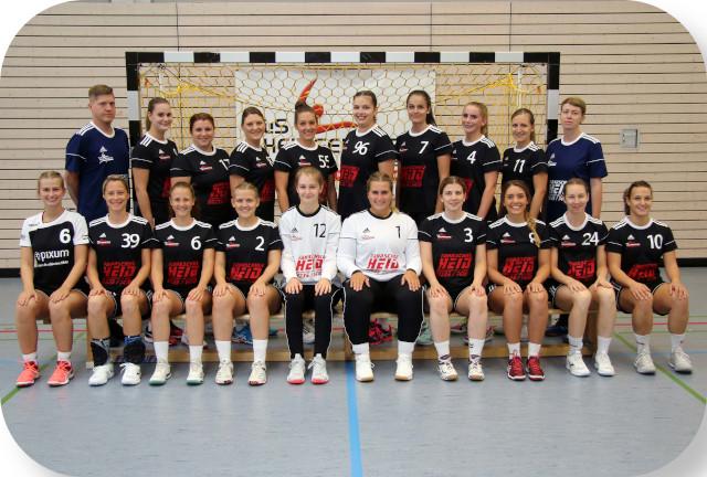 Handball-Damen1: Erster Erfolg in neuer Saison
