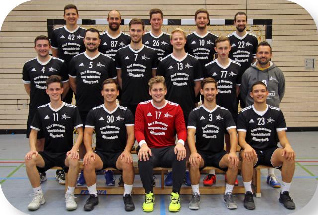 1. Mannschaft im Pokal gegen Hochdorf 2