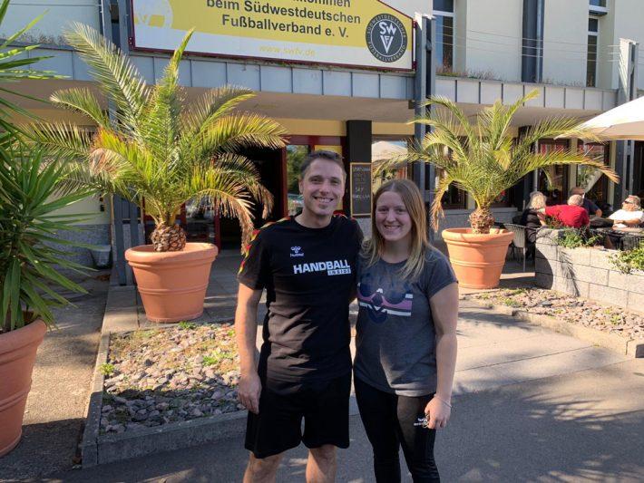 neue C-Trainer Handball – Herzlichen Glückwunsch