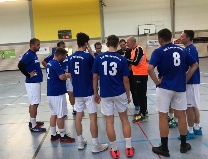 Handball-Herren2: Es ist wieder Derby-Zeit