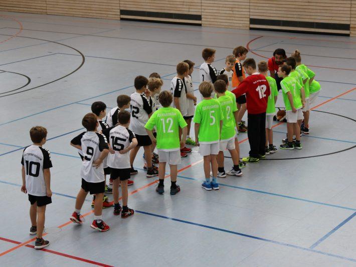 E-1 Jugend nach Auswärtssieg bei den Füchsen weiter Tabellenführer