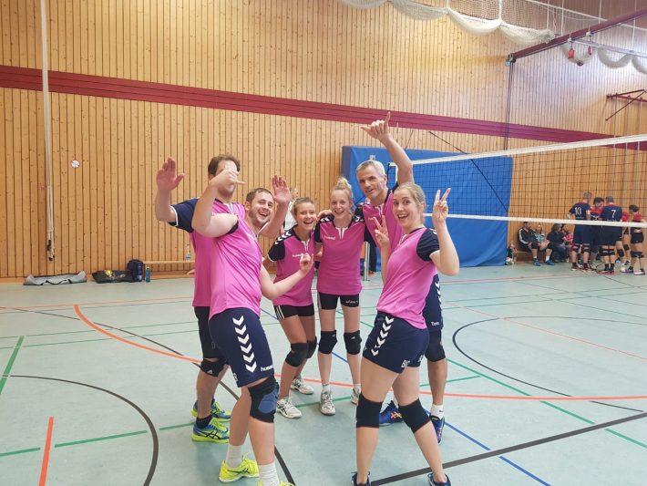 """Die """"Big Blocker"""" behaupten ihren 2. Tabellenplatz in der A-Klasse (Pfalzliga Mixed)"""