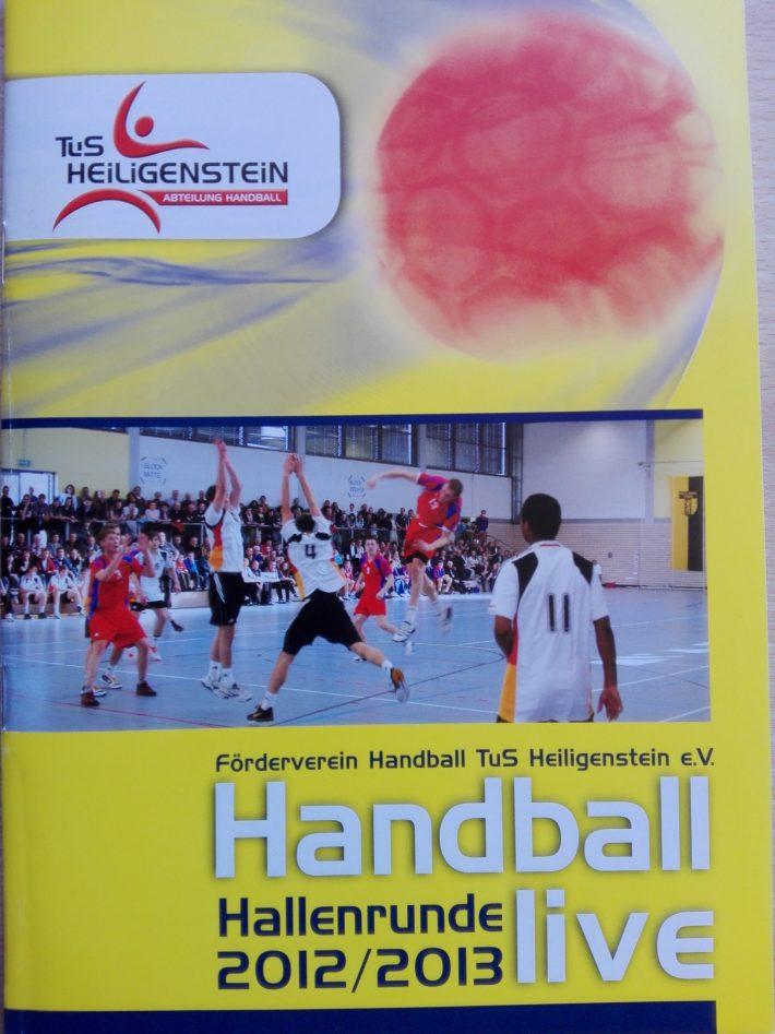 FöV TuS H Handball – Archiv9 – Saisonheft 2012