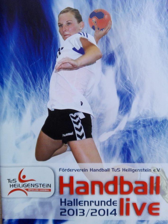 FöV TuS H Handball – Archiv10 – Saisonheft 2013