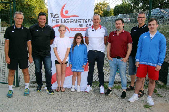 TuS Heiligenstein geht Partnerschaft mit Fa. Joma und Sportagentur Kircheis ein.