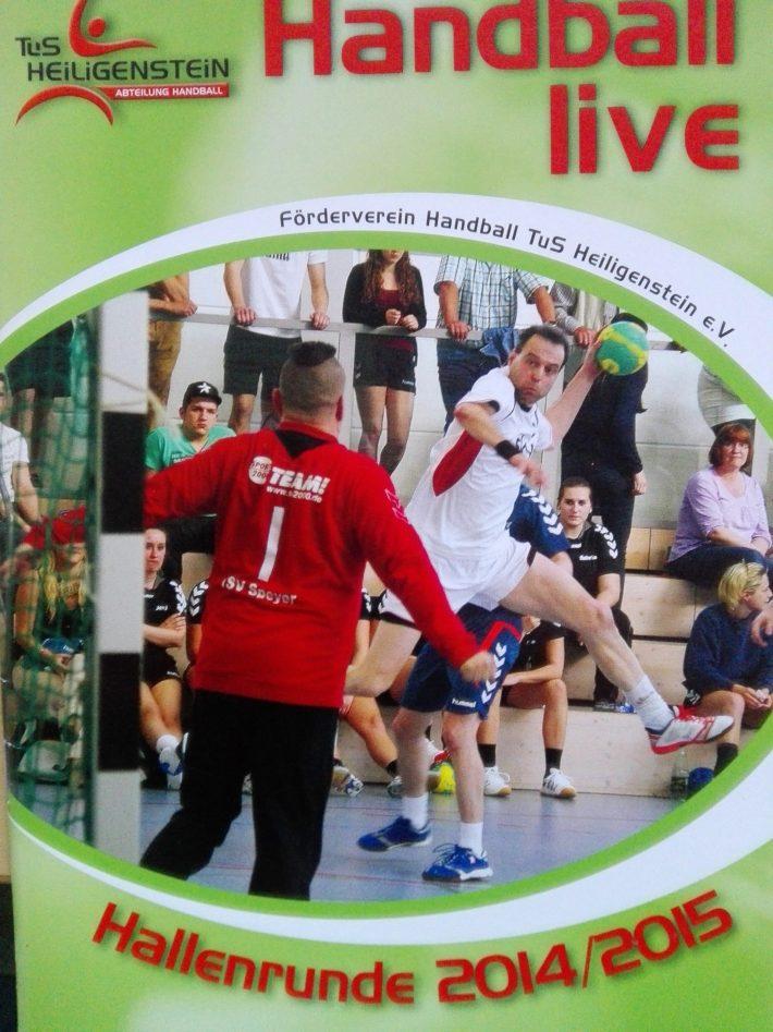 FöV TuS H Handball – Archiv11 – Saisonheft 2014
