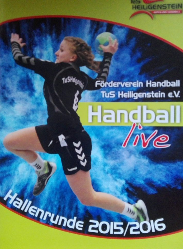 FöV TuS H Handball – Archiv12 – Saisonheft 2015