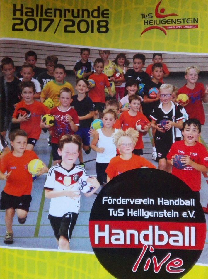 FöV TuS H Handball – Archiv14 – Saisonheft 2017
