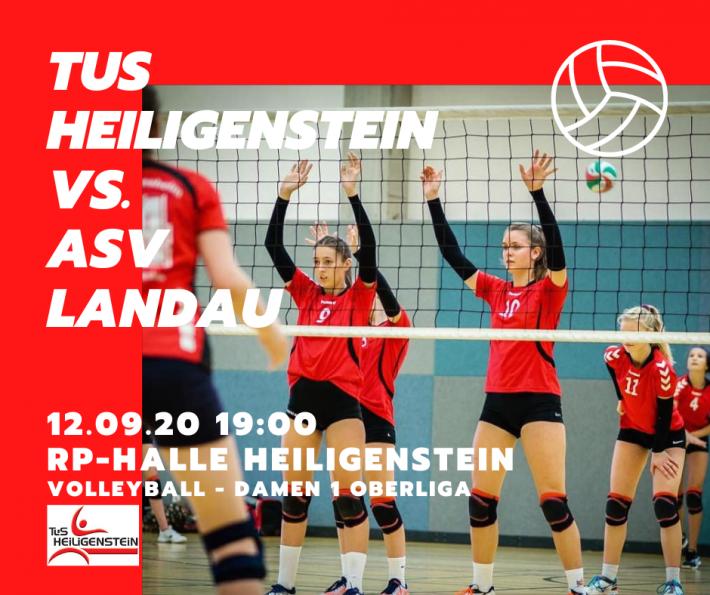 Volleyball Damen 1 – Start in die Oberliga-Saison 12.09.20