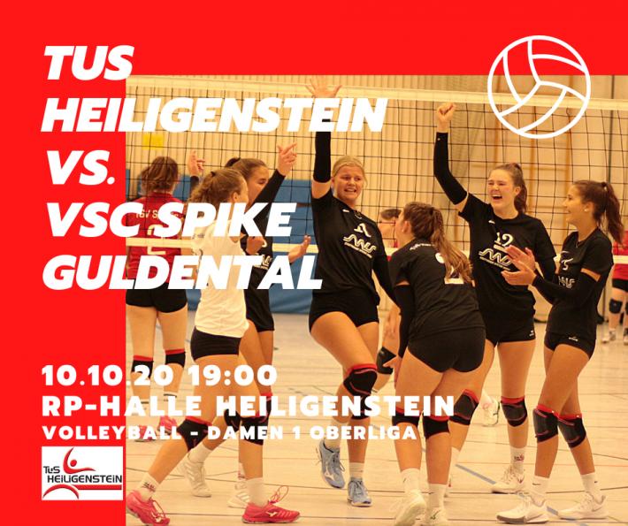Volleyball – Damen 1 empfangen VSC Spike Guldental