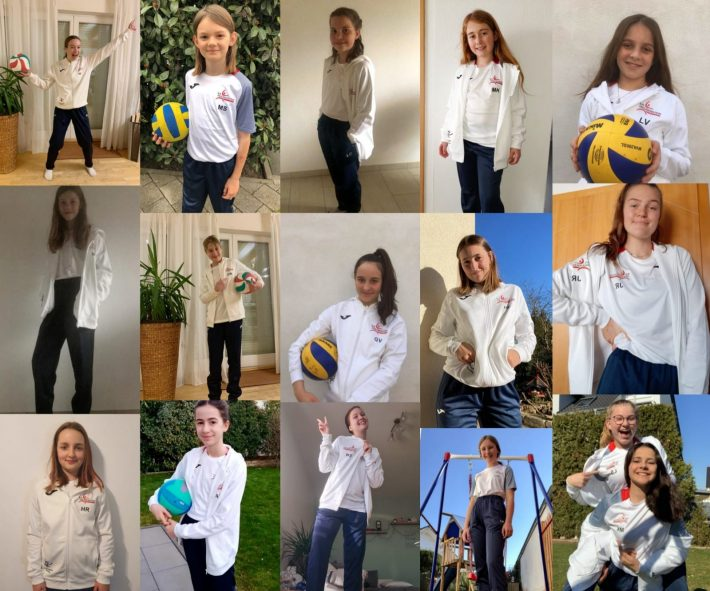 Volleyball – Neues Outfit!