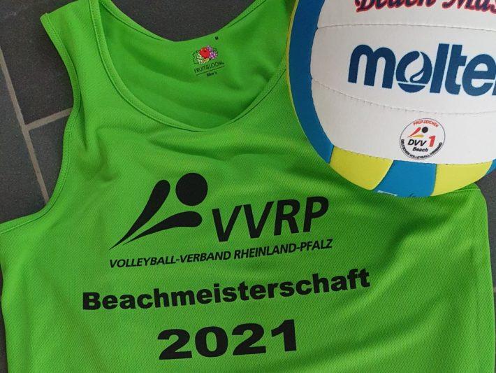 Beachvolleyball – U17w Landesmeisterschaft am 11.7.21
