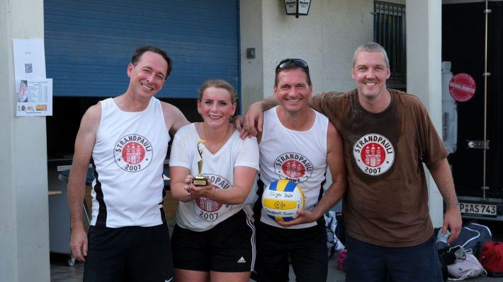 6. Strandpauli-Turnier: Handball-Aktive On The Beach
